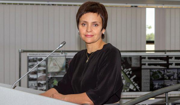 Главный архитектор Воронежской области Марина Ракова продолжит работу вСевастополе