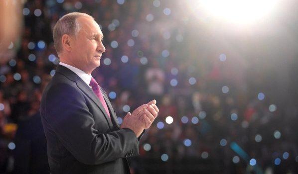 Президент Владимир Путин будет вновь участвовать в выборах.