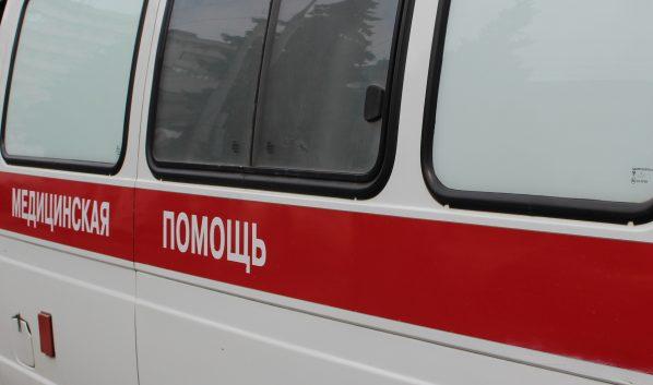 Водитель погиб на месте ЧП.