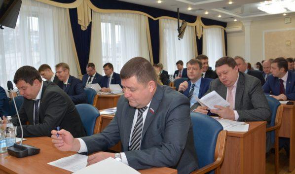 Депутаты приняли бюджет в первом чтении.