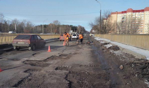 Ремонтировать дороги можно будет даже в морозы.