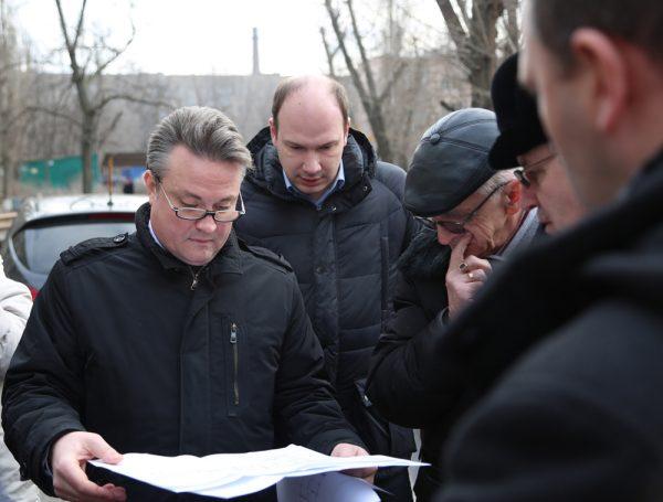 Наместе скандальной стройки наЛенинском проспекте вВоронеже появится школа искусств