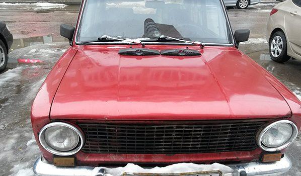 Украли «ВАЗ-2101».