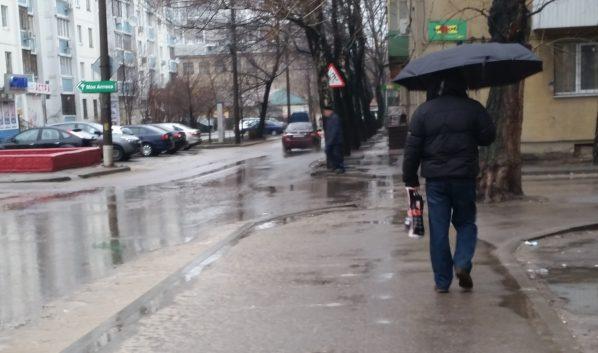 В Воронеже будет идти дождь.
