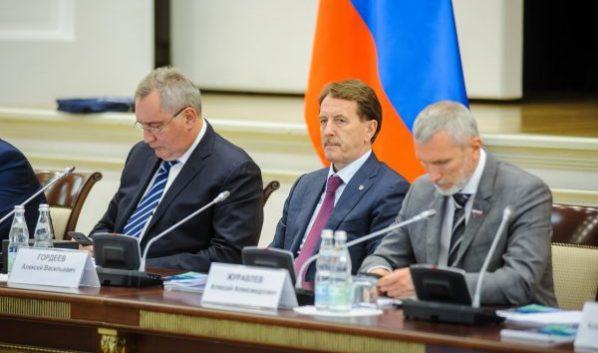 Алексей Гордеев и Дмитрий Рогозин попали в «кремлевский список».