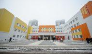 Школа №102 в Воронеже.