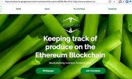 Вот так выглядел сайт этого стартапа.