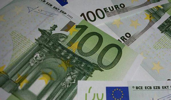 Купюра в сто евро оказалась поддельной.