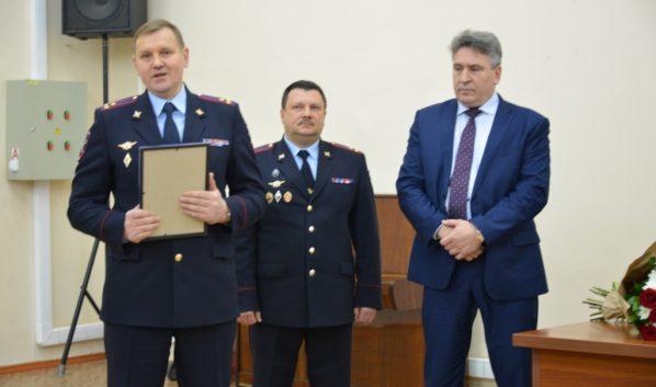 Ивана Мошурова наградили.