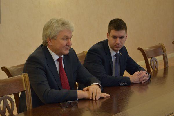 Владимир Ходырев и Алексей Антиликаторов.