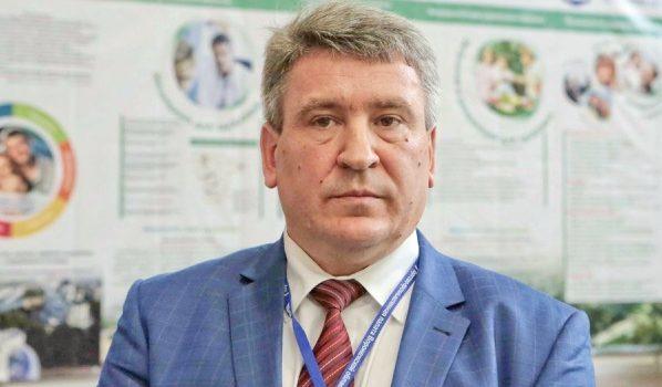 Иван Петрович Мошуров.