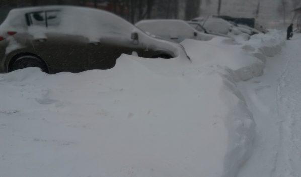 Готовьтесь к снегопаду во вторник.