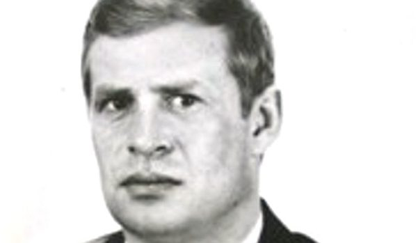 Николай Малышев.
