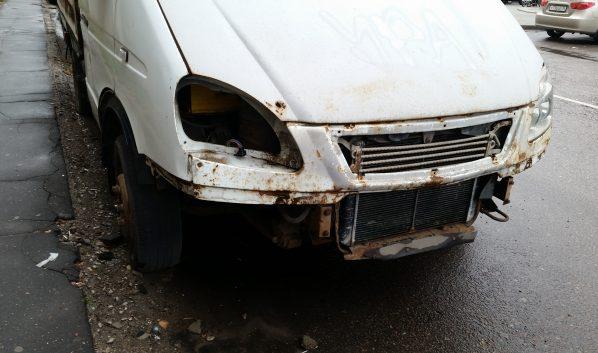Куда жаловаться на брошенные авто.