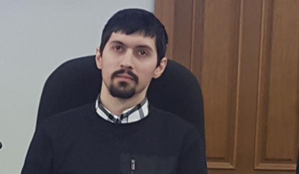 Андрей Слепченков.