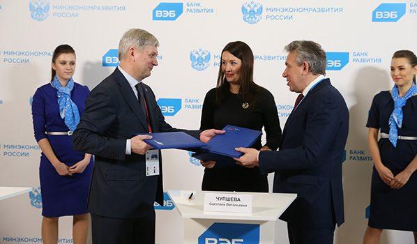 Александр Гусев и Сергей Горьков.