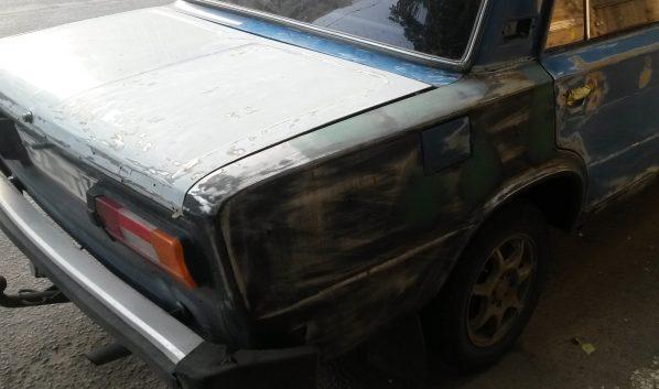 Воронежец угнал ВАЗ-21060.