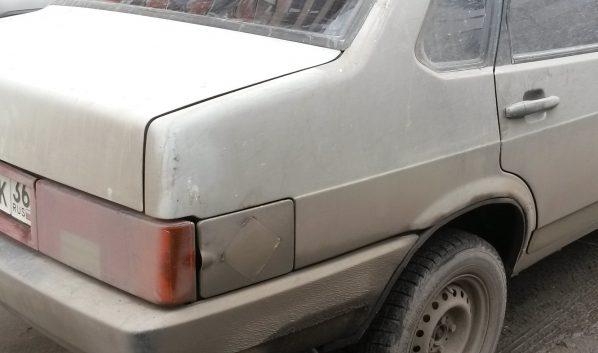Парень починил авто, чтобы угнать.