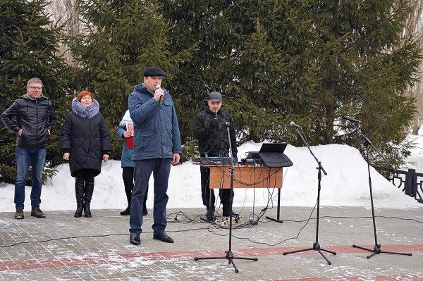 Владимир Свиридов.