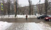 В Воронеже штрафовали как водителей, так и пешеходов.