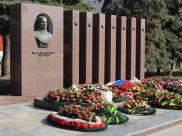 Героического военачальника наградили орденом посмертно.