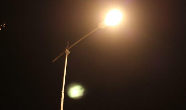 Подача электричества восстановлена.