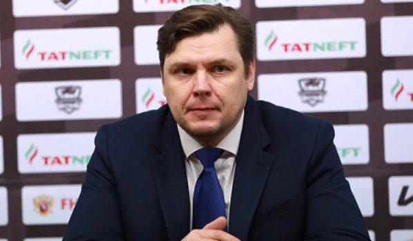 Сергей Воронов.