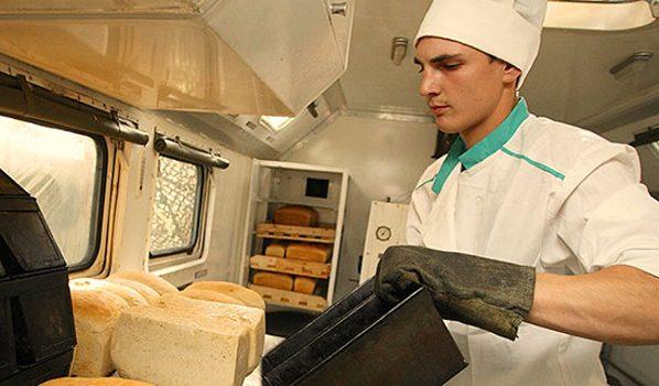 Военные теперь могут выпекать хлеб в походных условиях.