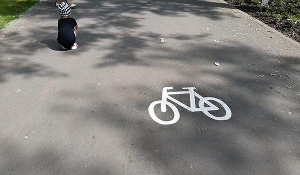 Воронежцы просят власти велодорожек.