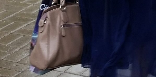 У женщины украли сумку.
