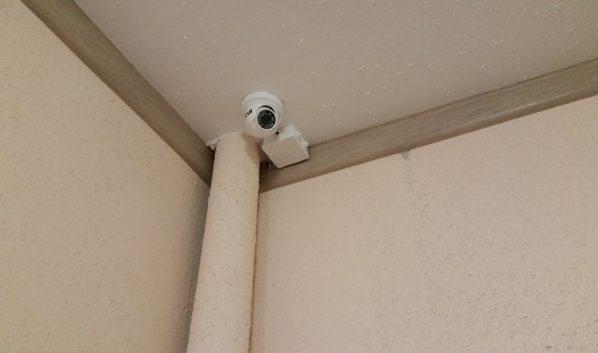 На участках установили камеры.