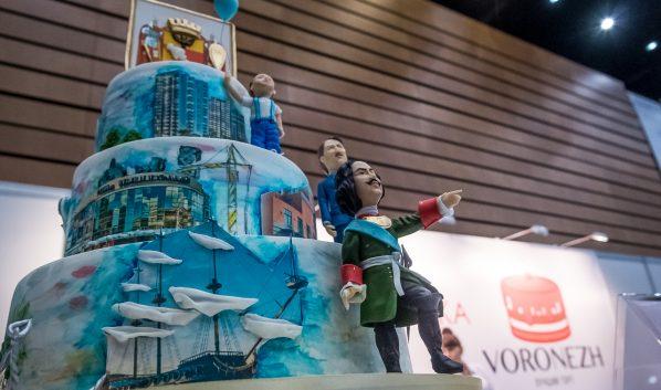 Лучший торт Воронежа 2017 года.