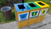 Раздельный сбор мусора.