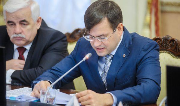 Андрей Ревков покинул облправительство.