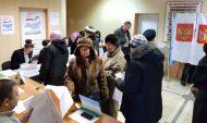 Выборы президента в Воронеже.
