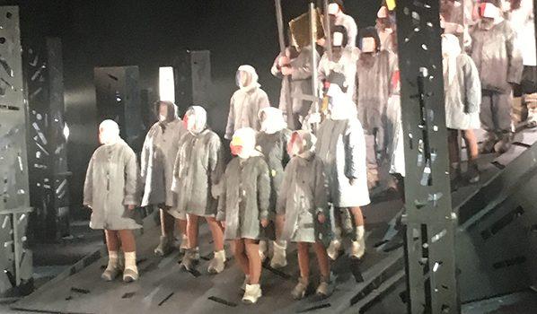Воронежскую оперу «Родина электричества» показали нафестивале «Золотая маска»