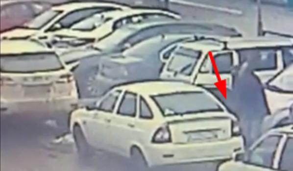 Похититель вскрывал авто сканером.