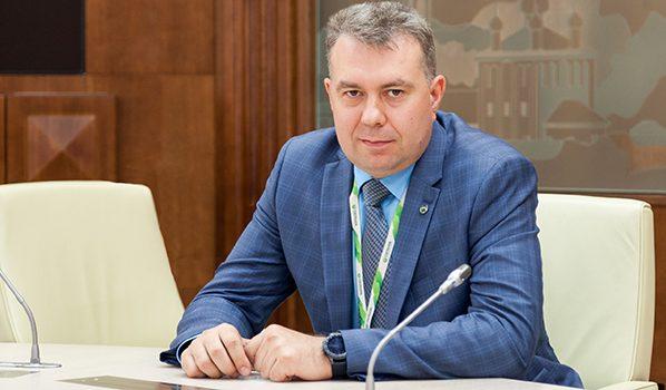 Михаил Белоусов.