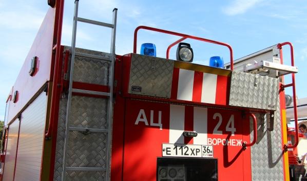 С огнем справилось одно пожарное отделение.