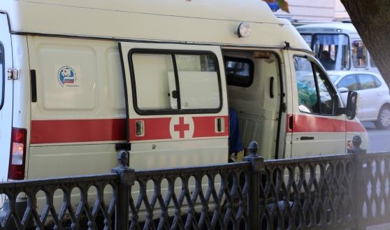 «Скорая помощь» в Воронеже.