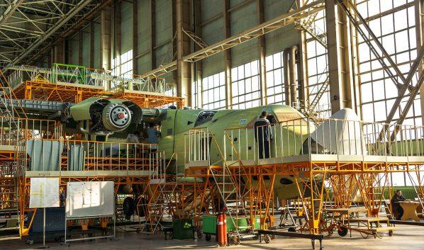 1-ый полет воронежского самолета Ил-112В состоится доконца этого 2018 года
