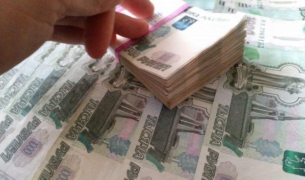 Мошенница ловко подменила деньги.
