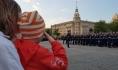 В центре города пройдут репетиции военного парада.