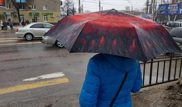 В Воронеже придут дожди.