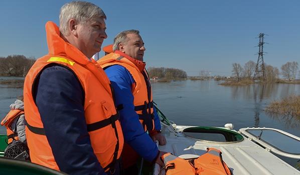 Александр Гусев и Владимир Пучков.
