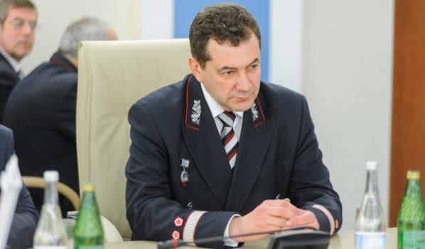 Сергей Задорин.