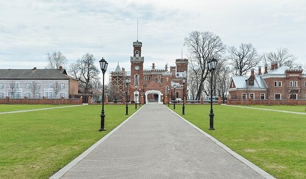 Реставрацию дворцового комплекса Ольденбургских под Воронежем планируется закончить в2020г