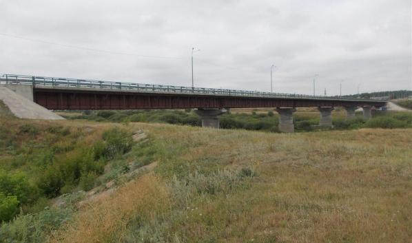 Мост через Хопер.