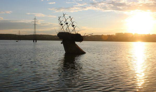 Кораблик «Меркурий».
