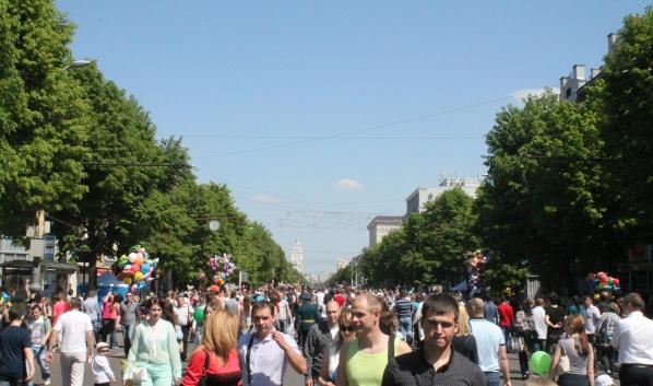 Как в Воронеже будут отмечать 9 Мая.